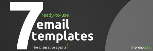 Email Templates for Insurance Agents