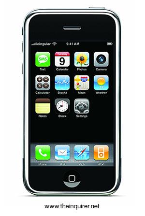 2007 Apple iPhone