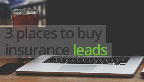 3 Places Life & Health Insurance Agents Buy Leads