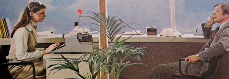 Insurance Agency in 70s