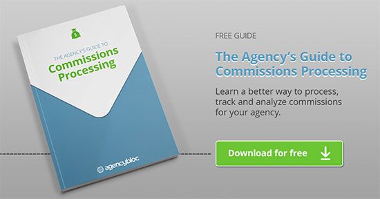 The Agency's Guide to Commissions Processing