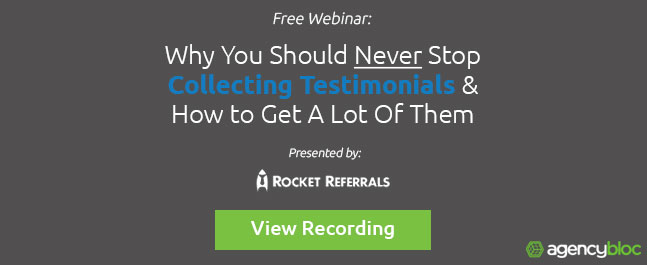 February Rocket Referrals webinar