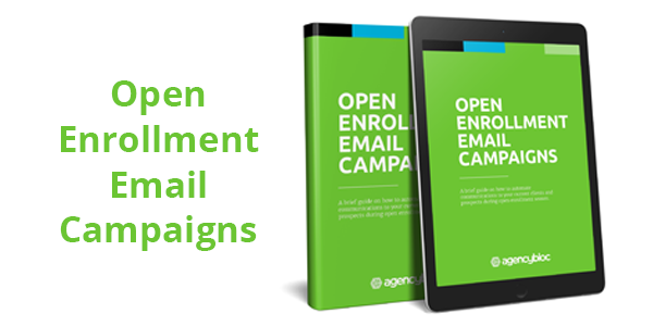 Open Enrollment Email Campaigns eBook
