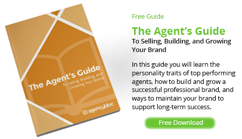 The Agent's Guide to Selling, Building, and Growing Your Brand