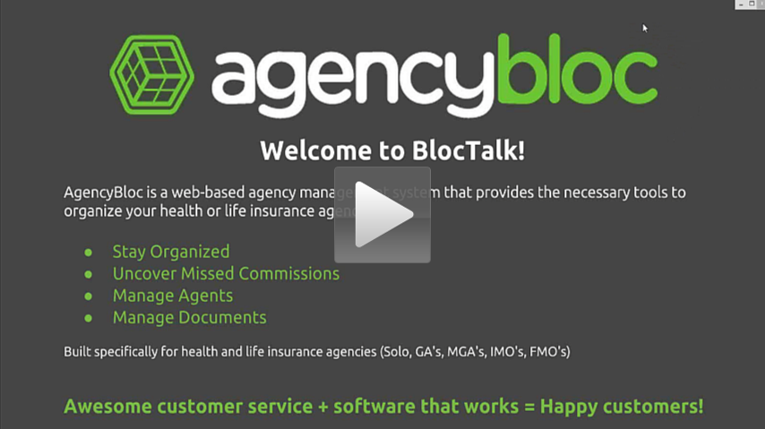 Welcome to BlocTalk