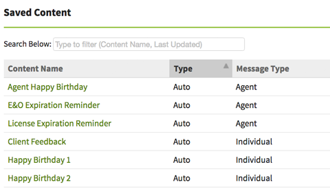 Use AgencyBloc's Pre-Built Insurance Email Templates to Automate Client & Prospect Communication