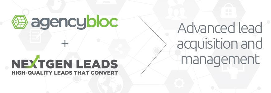 AgencyBloc + NextGen Leads