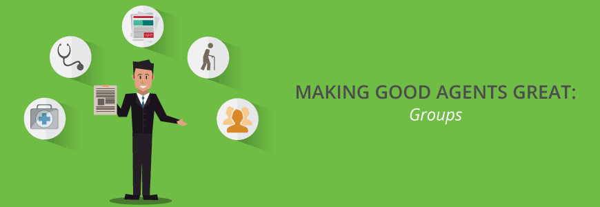 Making Good Agents Great: Groups