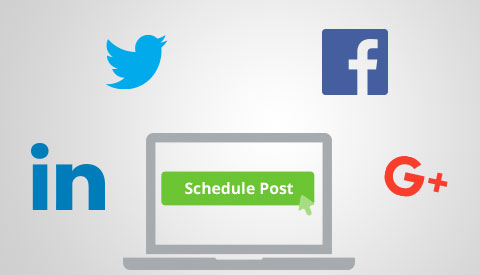 No Time For Social Media? Use This Tool to Schedule Posts