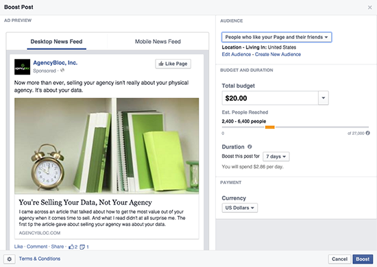 How to Expand Your Facebook Reach