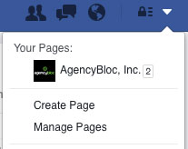 Create Company Page on Facebook