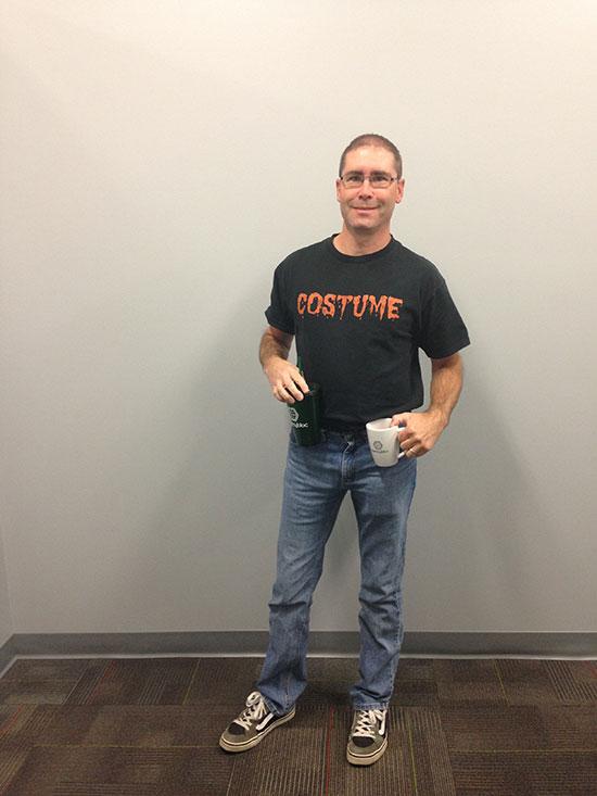 Gary's Costume