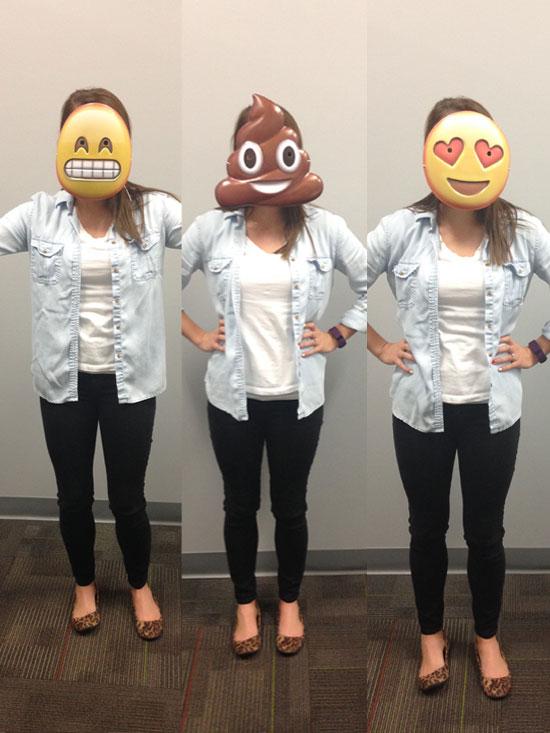 Kelsey the emoji