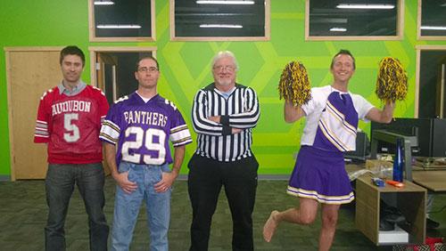 Josh, Gary, Dave, Cory