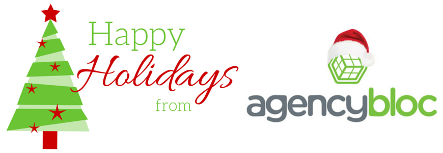 Happy Holidays from AgencyBloc
