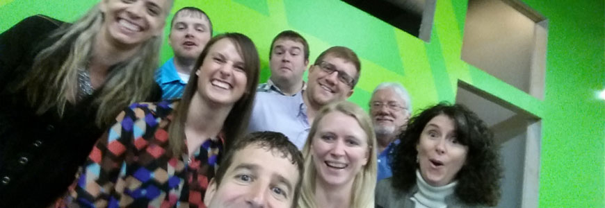 AgencyBloc Selfie