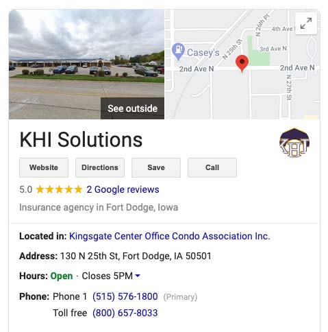 KHI Solutions