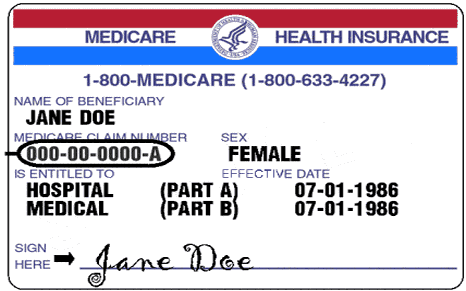 Medicare Card, New Horizons Insurance Marketing