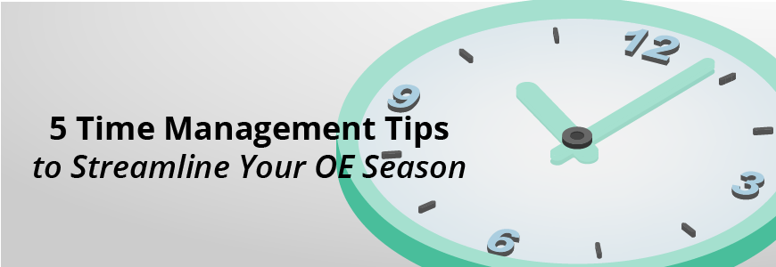5 Time Management Tips to Streamline Your Open Enrollment Period