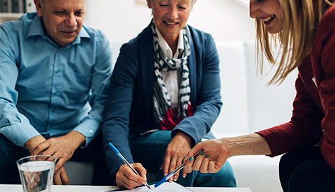 Analysis of the Senior Market: Bridging the gap between understanding and conversion
