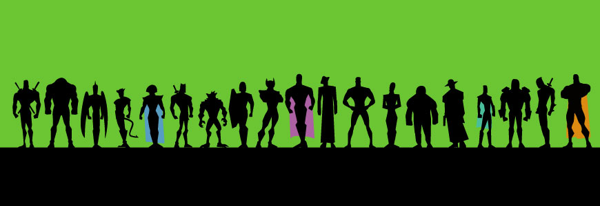 The AgencyBloc Team's Hidden Superheroes