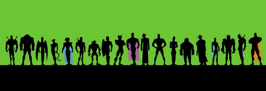 The AgencyBloc Team's Hidden Superheroes