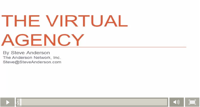 Virtual Agency -Video