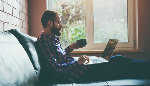 How Working Remotely Can Work for Your Insurance Agency