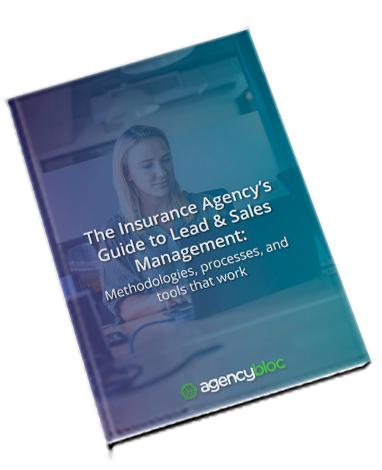 [Guide] The Insurance Agency's Guide to Lead & Sales Management