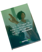 The Most Frequently Asked Questions About Agency Management Systems...Answered! eBook