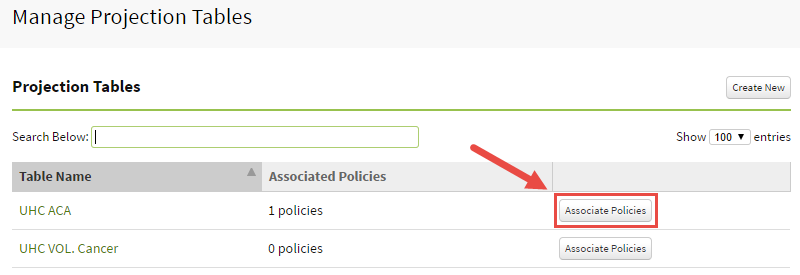 Associate Policies