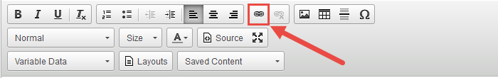 Adding a URL LInk