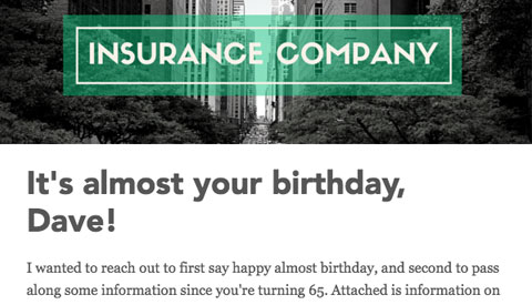 [Free eBook] 6 Examples of Automated Email Campaigns for Insurance Agents