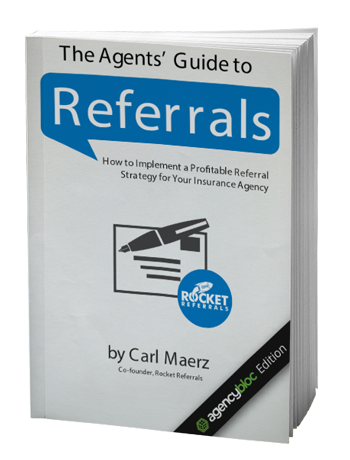 The Agent's Guide to Referrals by Rocket Referrals