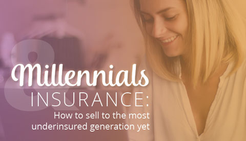 [eBook] Millennials & Insurance: How to sell to the most underinsured generation yet