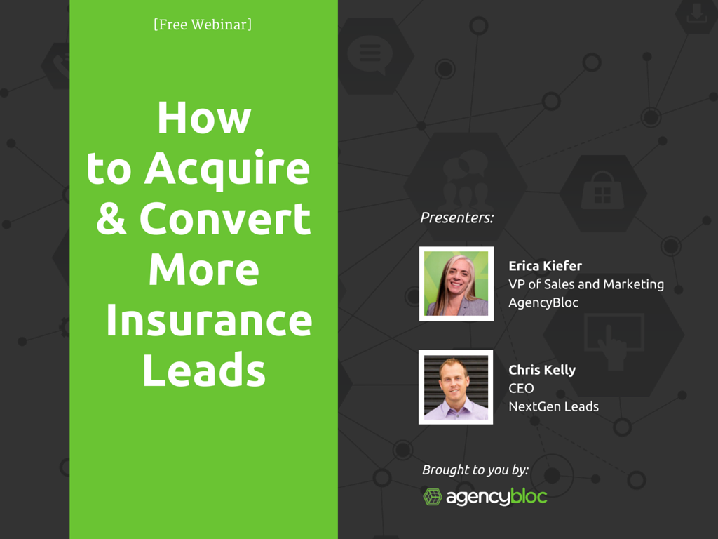 Generate & convert more online insurance leads