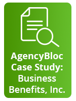 AgencyBloc Case Study: Business Benefits, Inc.