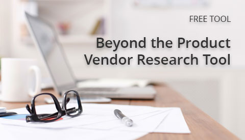 [PDF Download] Beyond the Product Vendor Research Tool