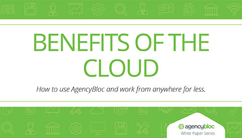 [White Paper] Benefits of the Cloud: How to work from anywhere for less