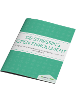 [White Paper] De-Stressing Open Enrollment: A smarter approach that makes OEP/AEP simpler and  more
